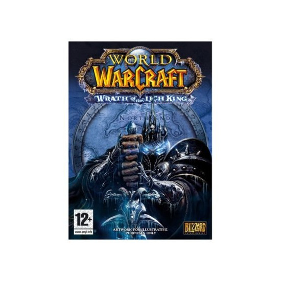 World Of Warcraft - Wrath Of The Lich King Expansion (PC/Mac)