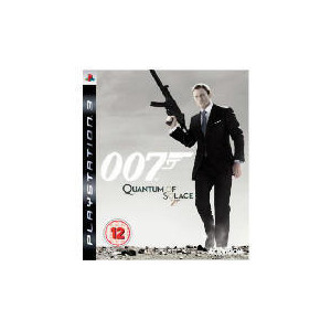 Photo of 007: Quantum Of Solace PS3 Video Game