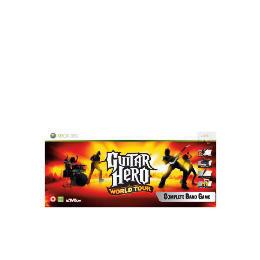 Guitar Hero World Tour - Game & Instrument Bundle (Xbox 360) Reviews