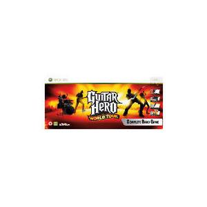 Photo of Guitar Hero World Tour - Game & Instrument Bundle (XBOX 360) Video Game