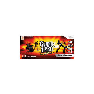 Photo of Guitar Hero World Tour - Instrument Bundle (Wii) Video Game
