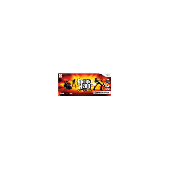 Guitar Hero World Tour - Instrument Bundle (Wii)