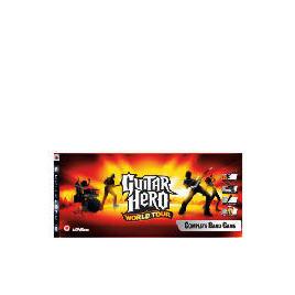 Guitar Hero World Tour - Instrument Bundle (PS3) Reviews