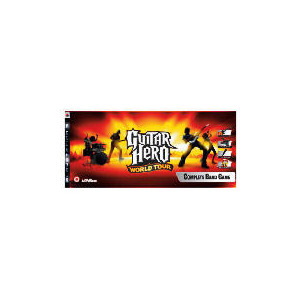Photo of Guitar Hero World Tour - Instrument Bundle (PS3) Video Game
