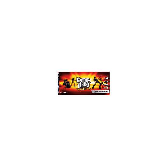Guitar Hero World Tour - Instrument Bundle (PS3)