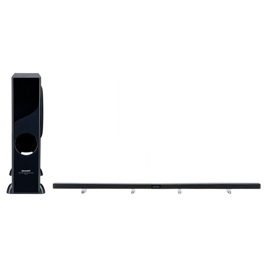 Sharp HTSL75 Sound Bar System