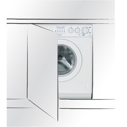 Baumatic BWMI1407.1 Fully Integrated Washing Machine 1400rpm Spin 7kg Reviews