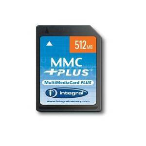 Photo of Integral Cam MMC512 Memory Card