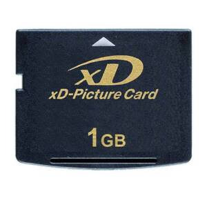 Photo of Integral Cam XD1GB Memory Card