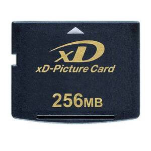Photo of Integral Cam XD256 Memory Card