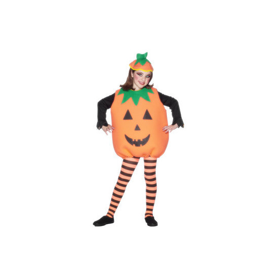 Pumpkin Halloween Dress Up Outfit