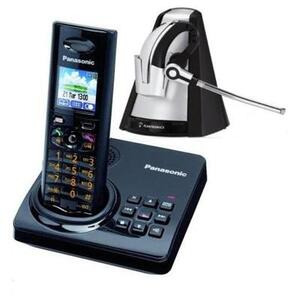 Photo of Panasonic 8220 (KXTG8220) With C70 Headset Landline Phone