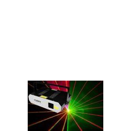 KAM TRI 160 DMX Scanning Laser (160MW, RED, GREEN, YELLOW) Reviews