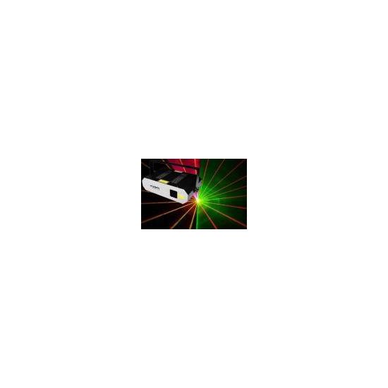 KAM TRI 160 DMX Scanning Laser (160MW, RED, GREEN, YELLOW)