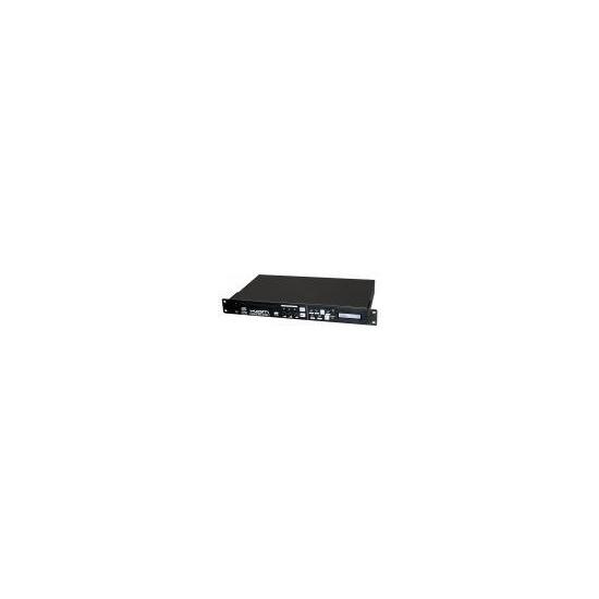 KAM KCD350 MP3 S-LINE 1 u Rackmount MP3/CD Player