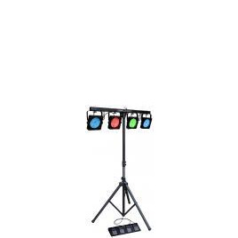 KAM LED Parbar Portable all-in-one DMX LED lighting system Reviews