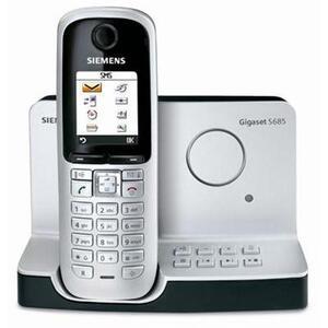 Photo of Siemens S685 Digital Cordless Answermachine Landline Phone