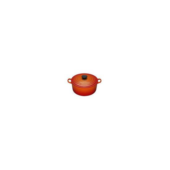 Le Creuset Round Casserole Dish - 24cm - Select Colour