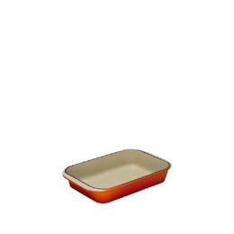 Le Creuset Cast Iron Rectangular Dish - Select Colour & Size Reviews