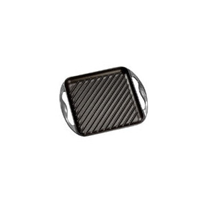 Photo of Le Creuset Cast Iron Satin Black Grillpan Cookware