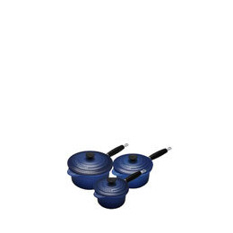 Le Creuset 3 Piece Cast Iron Set Reviews