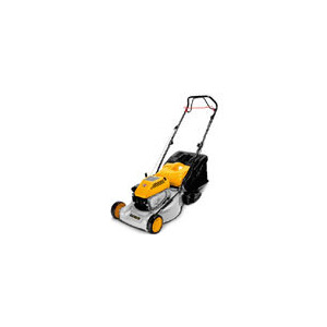 Photo of McCulloch Titanium 46CM Self Propelled Rear Roller Petrol Lawnmower Garden Equipment