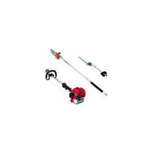 Photo of Shindaiwa One Power Hedge Trimmer and Pole Pruner Combo Garden Equipment