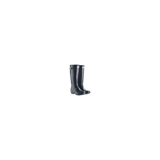 Hunter Wellies - Original Adult in Midnight Sparkle - Select Size