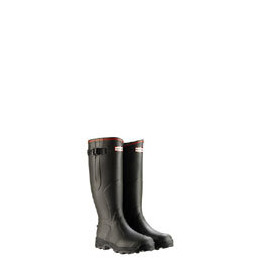 Hunter Balmoral Neoprene Wellies in Dark Olive - Select Size Reviews