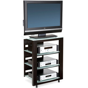 Photo of BDI Deploy 9631 Dark Oak LCD TV Stand TV Stands and Mount