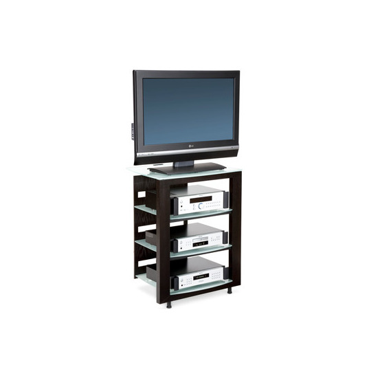 BDI Deploy 9631 Dark Oak LCD TV Stand