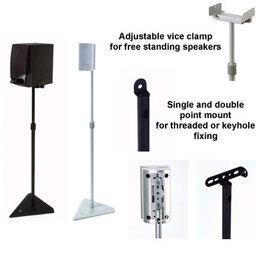 B-Tech BT10 Speaker Stands Reviews