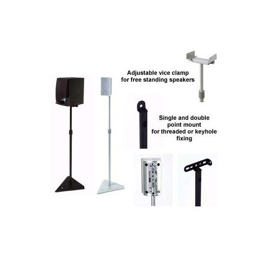 B-Tech BT10 Speaker Stands