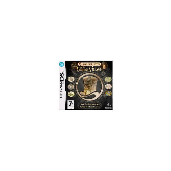 Professor Layton and the Curious Village (DS)