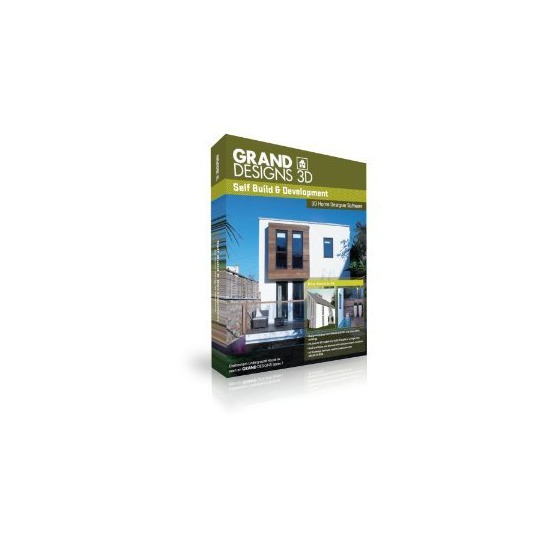 Grand Designs 3D  Self Build And Develop PC 2008