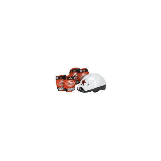 Roary Helmet & Pad Set