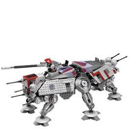 Lego Star Wars Clone Wars AT-TE Walker Reviews