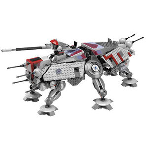 Photo of Lego Star Wars Clone Wars AT-TE Walker Toy