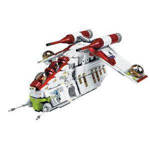 Photo of Lego Star Wars Republic Attack Gunship Toy