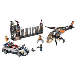 Photo of Lego Misssion 5: Turbocar Chase Toy