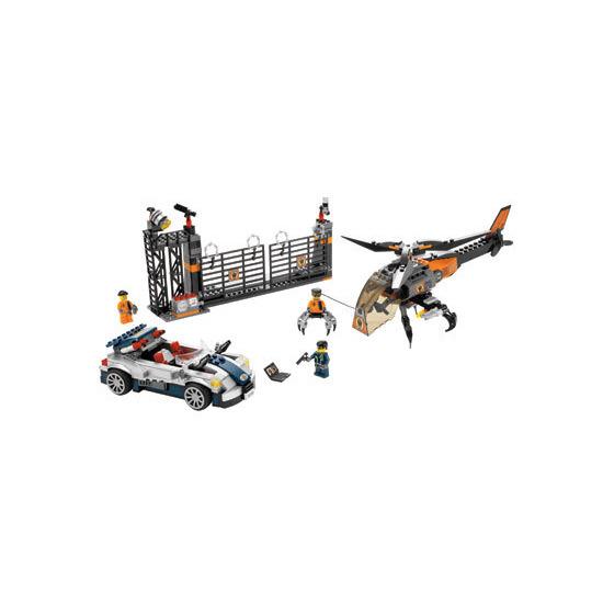 Lego Misssion 5: Turbocar Chase