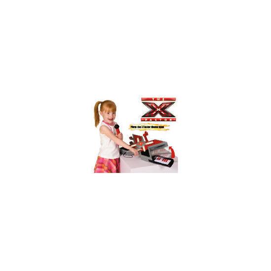 X Factor X Deck