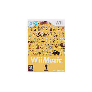 Photo of Wii Music Video Game