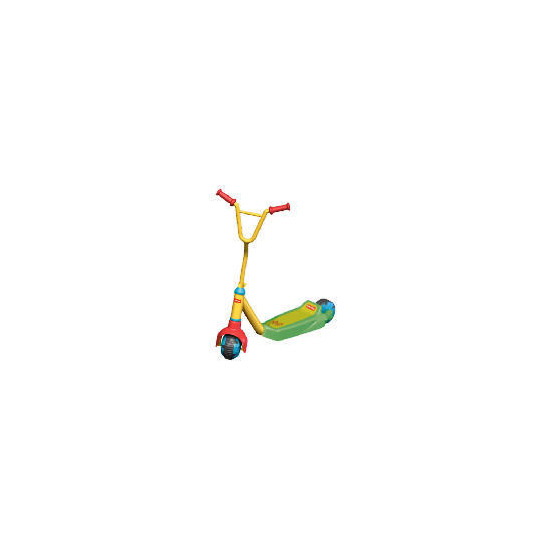 Fisher Price 3 to 2 Wheel Scooter