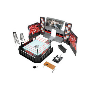 Photo of WWE RAW Electric Arena Toy