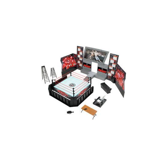 WWE RAW Electric Arena
