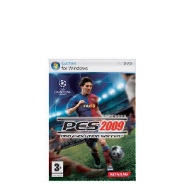 Pro Evolution Soccer 2009 (PC) Reviews