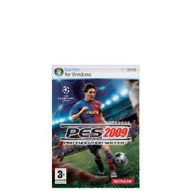 Pro Evolution Soccer 2009 (PC) Reviews