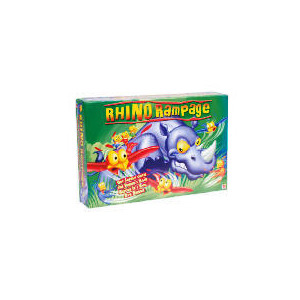 Photo of Rhino Rampage Skill & Action Game Toy