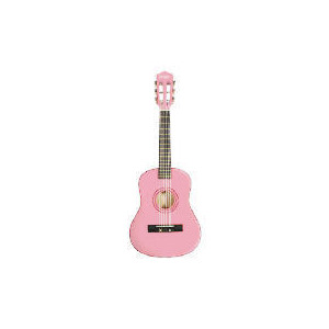 Photo of Music Alley Junior Guitar - Pink Musical Instrument